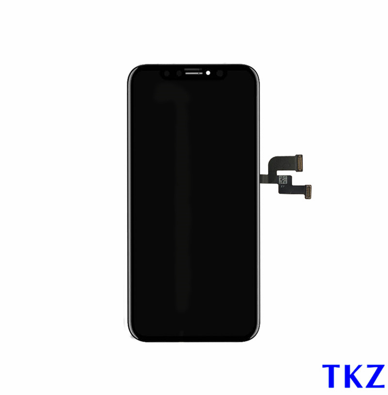 tkz LCD screen for iPhone X black 1