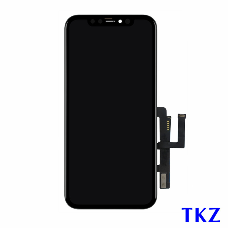 TKZ LCD Screen For iPhone 11 Black